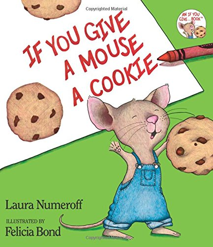 If You Give a Mouse a Cookie (If You Give...) (Rainbow Fish Book compare prices)