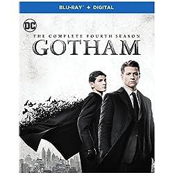 Gotham: The Complete Fourth Season [Blu-ray]