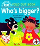 Playschool Pals - Who's Bigger? (Playschool Pals Series, Step 1)