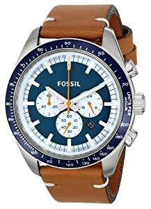 Fossil Men's CH2912 Edition Sport Analog Display Analog Quartz Brown Watch