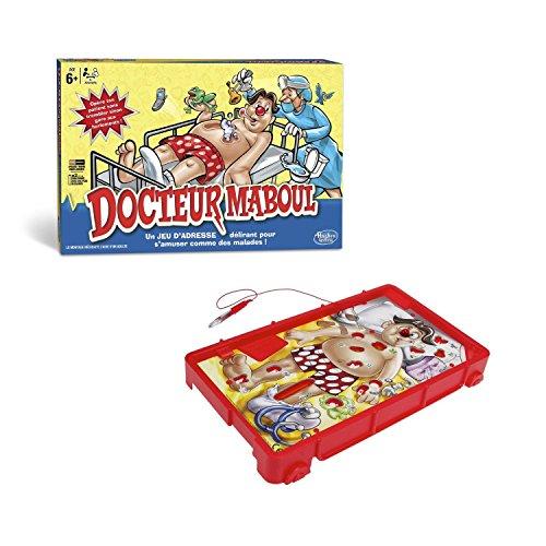 Hasbro - B21761010 - Jeu De Société - Docteur Maboul