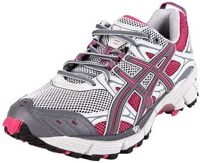ASICS Women's Gel-Kahana 5 Running Shoe,Dark Grey/Charcoal/Pink,10.5 (D) US
