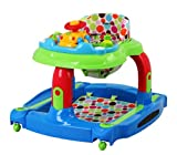 Musical Activity Baby Walkers, 3 position height adjustment, remoavable and washable