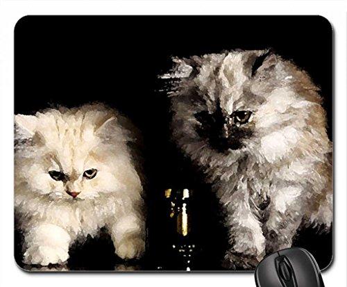 Bulgari Baby Kittens Mouse Pad, Mousepad (Cats