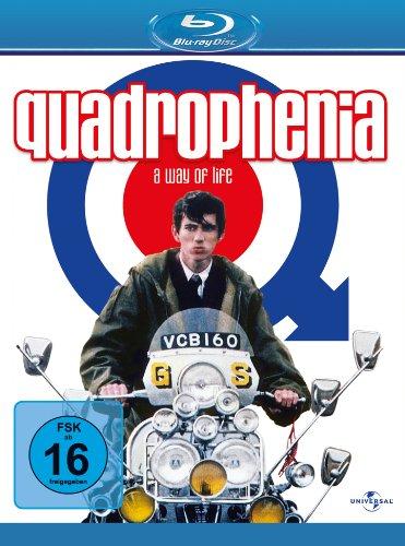 Quadrophenia [Alemania] [Blu-ray]
