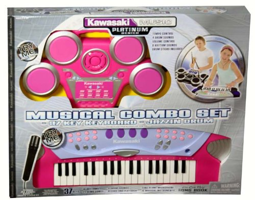 Kidztoyz Kawasaki  Key Musical Keyboard