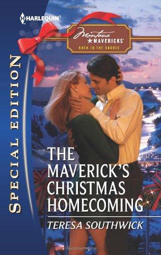 Image of The Maverick's Christmas Homecoming