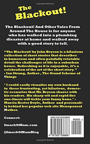 The Blackout!: And Other Tales From Around The House