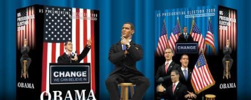 アメリカ合衆国大統領 バラック・オバマ 完成品フィギュア