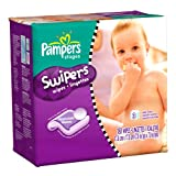 Pampers Swipers 3X Wipes 180 Count