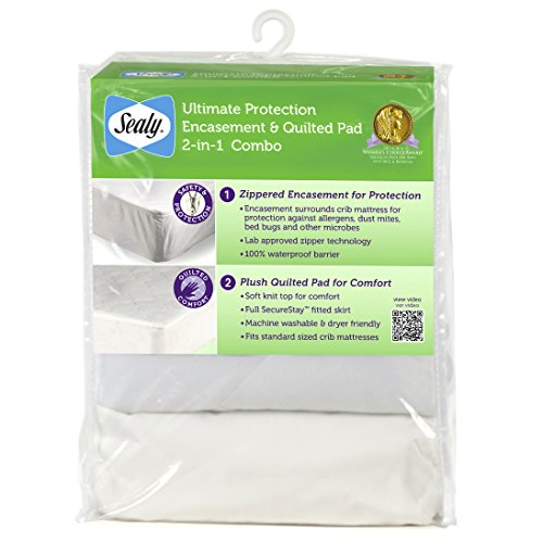 sealy-ultimate-protection-encasement-and-quilted-crib-mattress-pad-2-in-1-combo-pack