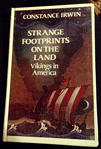 Strange Footprints on the Land: Vikings in America PDF