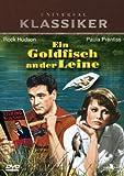 Ein Goldfisch an der Leine title=