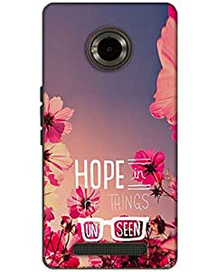 Micromax yu yunique Back Cover Designer Hard Case Printed Cover