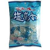 【福島県産】塩あめ(伯方の塩使用)200g×10袋