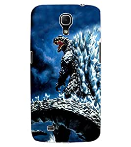 ColourCraft Godzila Design Back Case Cover for SAMSUNG GALAXY MEGA 6.3 I9200