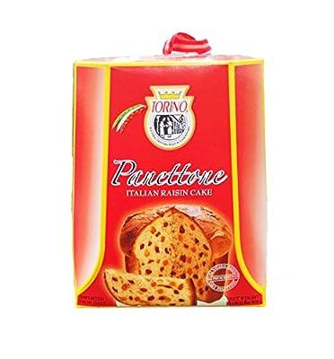 Panettone Italian Raisin Cake