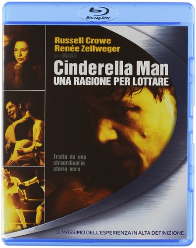 Cinderella man [Blu-ray] [IT Import]