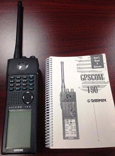 Anyone Remember Garmin GPSCOM-190 Hand Transceiver