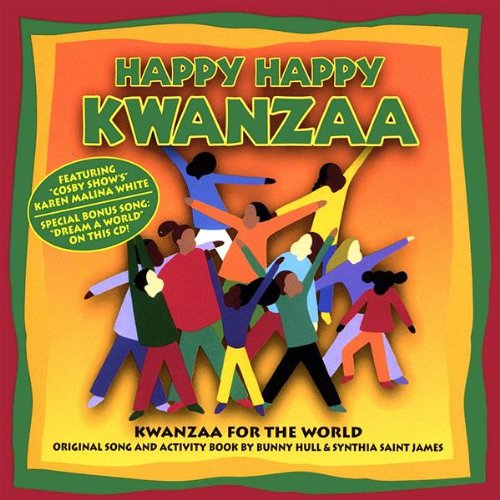 Happy Happy Kwanzaa: Kwanzaa For The World front-224026