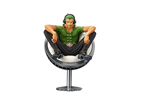 Third Party - Figurine One Piece - Yonji Grandline Series Vinsmoke Family 11cm - 3700936111593