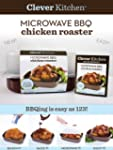Microwave BBQ Chicken Roaster with Ne...