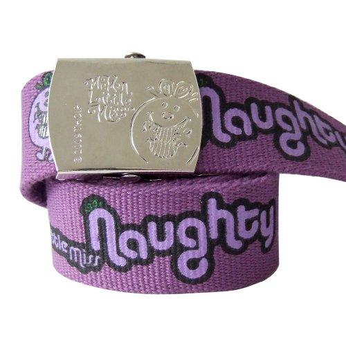 Little Miss Naughty Belt