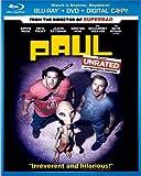 Paul (Two-Disc Blu-ray/DVD Combo + Digital Copy)