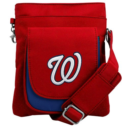 MLB Washington Nationals Travel Purse at Amazon.com
