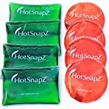Hand Warmers - HotSnapZ Reusable Round & Pocket Warmers