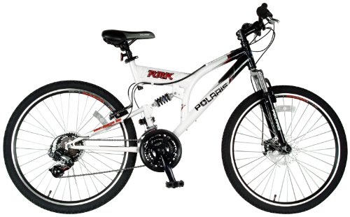 Polaris RMK Adult Dual Suspension Bike