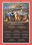 img - for The Journal Jurisprudence, Vol. 7: The Canengusian Connection book / textbook / text book