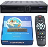 Openbox S10 HD FTA Satellite Receiver Open-Box Mini High Definition Replacing S9 with Free Remote