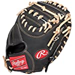 Rawlings PROCM33DCC Heart of the Hide Dual Core Design 33 inch Baseball Catcher's Mitt