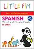 Little Pim: Words and Phrase Cards (Spanish) (Spanish Edition)