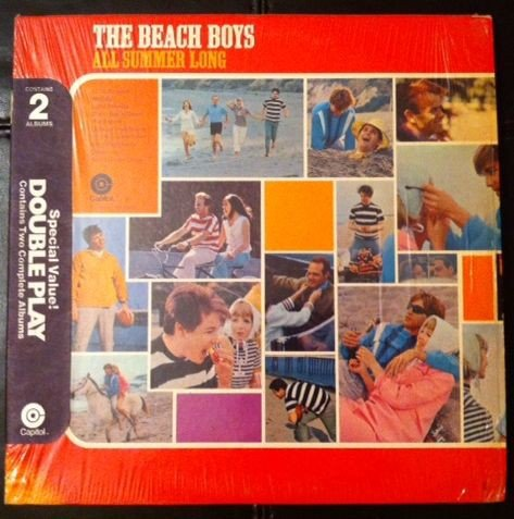 The Beach Boys - California Girls/all Summer Long - Zortam Music