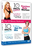 10 Minute Solution - Knockout Body Workout / Five Day Get Fit Mix [DVD] [2009]