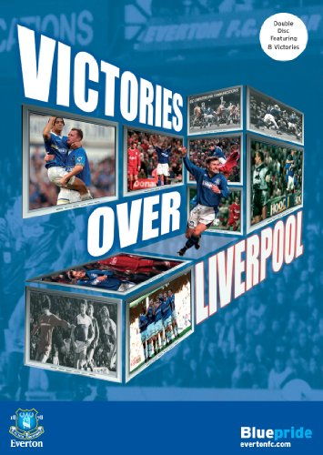 Everton FC Victories Over Liverpool [DVD]