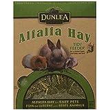 Dunlea Farms Alfalfa Hay for Babies in a Tidy Feeder Package, 24-Ounce ~ Dunlea Farms Pet Hay