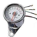 汎用 LED タコメーター 電気 式 12V 13000rpm
