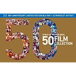 Best of Warner Bros 50 Film Collection [Blu-ray]