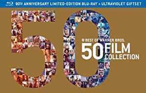 Best of Warner Bros 50 Film Collection (+UltraViolet Digital Copy) [Blu-ray]