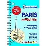 Plan de Paris par arrondissement 100% Plastifié