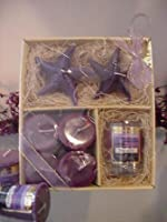 Tranquility - Under the Sea Premium Candle Gift Set - Lavender