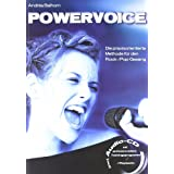 "Powervoice. Mit CD: Die praxisorientierte Methode f�r den Rock-/Pop-Gesangvon ""Tina Hilburger"""