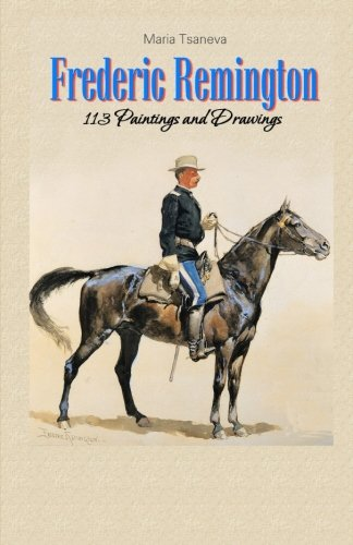frederic-remington-113-paintings-and-drawings-volume-38-annotated-masterpieces