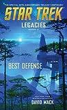 img - for Legacies #2: Best Defense (Star Trek: The Original Series) book / textbook / text book