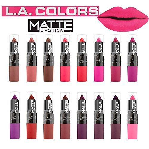 la-colors-flat-smooth-finish-matte-lipstick-16-pc-set