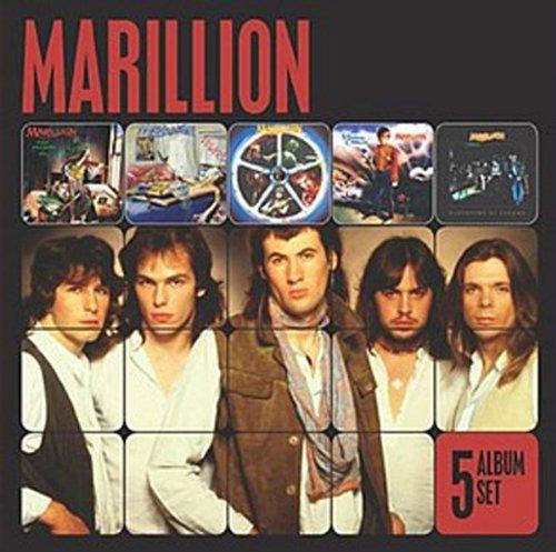 Marillion - 5 Albums
