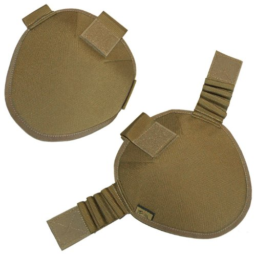 Flyye Protective Shoulder Pads Airsoft Coyote Brown